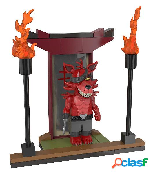 Kit construccion Temple of the Fox Five Nights at Freddy´s