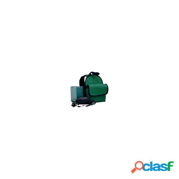 Kit de bateria para vareadora omega qj403333 12v