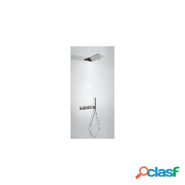 Kit de ducha empotrado block system tres 20735302ac