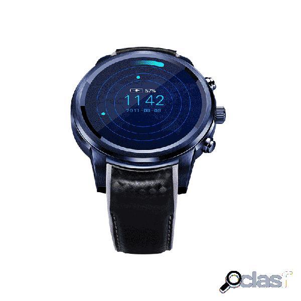 LEMFO LEM5 PRO 2G + 16G Smartwatch Multifuncional Monitor de