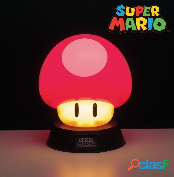 Lampara Champiñon Super Mario