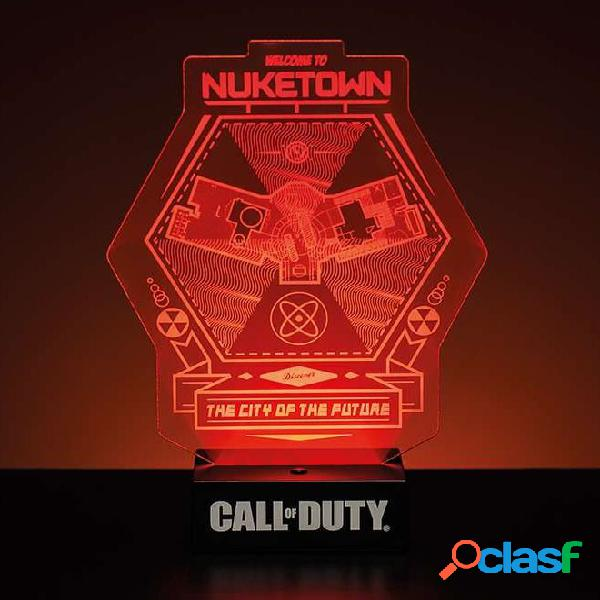 Lampara Nuketown Call Of Duty