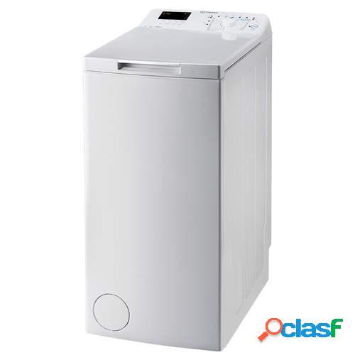 Lavadora Carga Superior Indesit BTWD61053 - A+++, 6kg, 12
