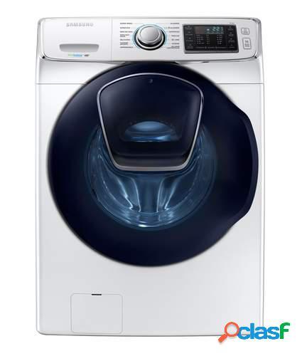 Lavadora Samsung WF16J6500EW/EC - A++, 16 Kg, AddWash,
