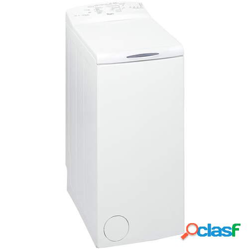 Lavadora carga superior Whirlpool AWE 70122 - A++, 7kg, 1200
