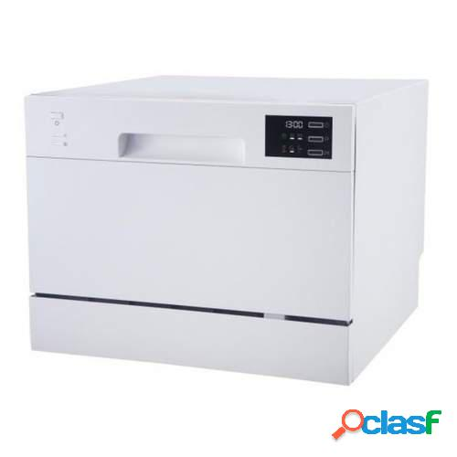 Lavavajillas Compacto Teka LP2 140 - A+, 6 Servicios,