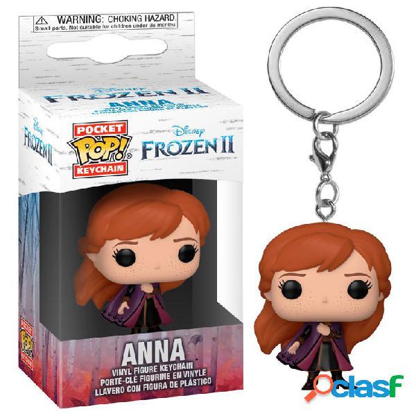 Llavero Pocket Pop Anna Frozen 2