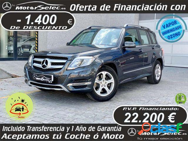 MERCEDES Clase GLK diesel en Alzira (Valencia)