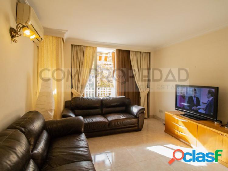 Magnífico piso con 101 m2, 3 hab. + parking + trastero en