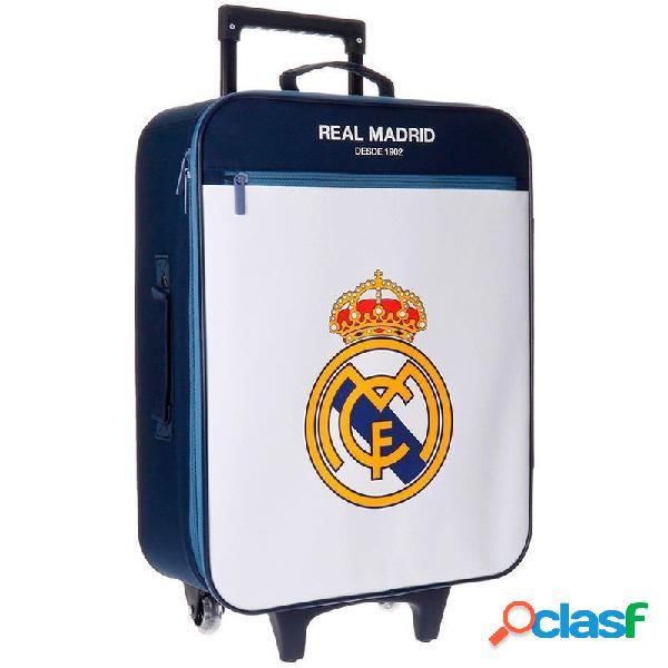 Maleta Trolley Real Madrid 52cm