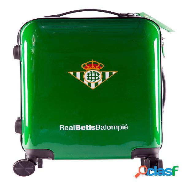 Maleta de viaje Real Betis cabina 55 cm