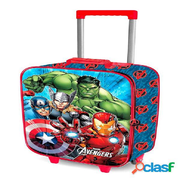 Maleta trolley de viaje Avengers 52 cm