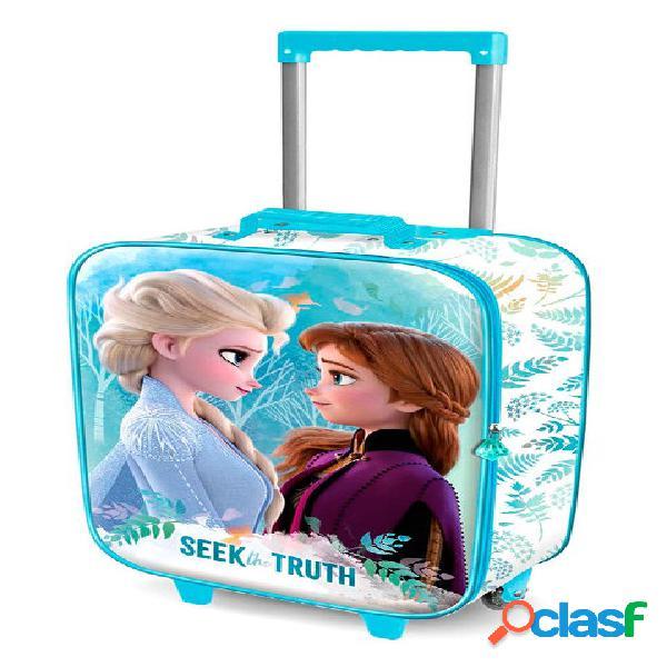 Maleta trolley de viaje Frozen 2 52 cm