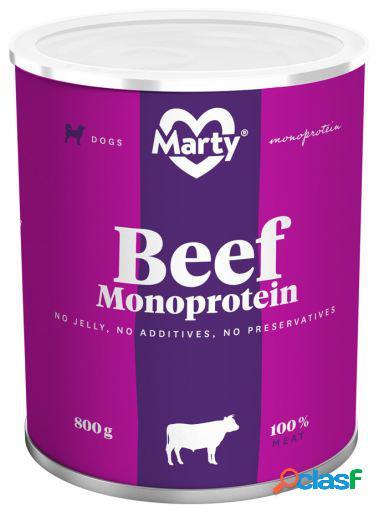 Marty Lata Monoproteica Ternera 890 gr