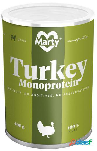 Marty Lata Monoproteica de Pavo 450 GR