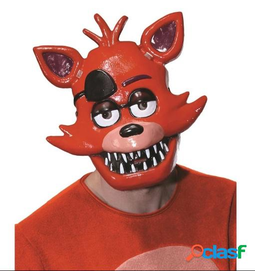 Mascara Foxy Five Nights at Freddy´s adulto