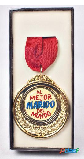 Medalla al mejor marido