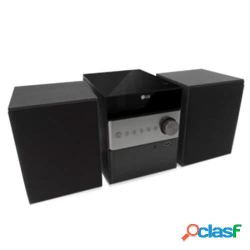 Microcadena LG CM1560 - USB, Bluetooth, Lector CD, AM / FM