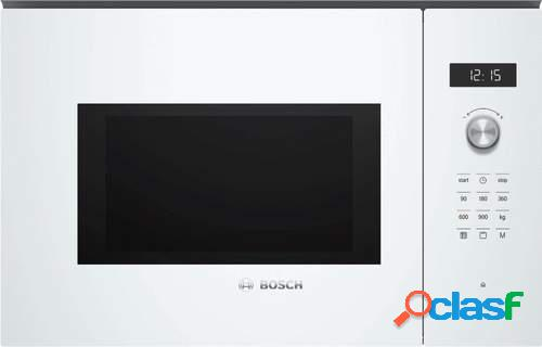 Microondas integrable Bosch BEL554MW0 - 25 Litros, Grill,