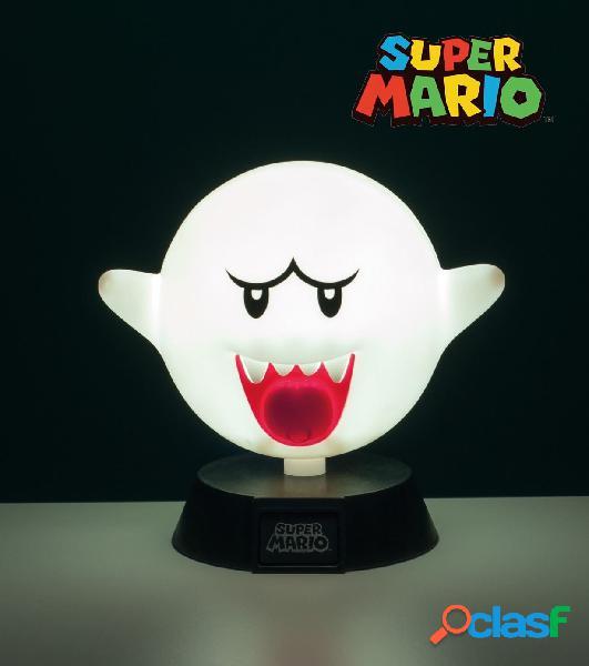 Mini Lampara Boo Super Mario