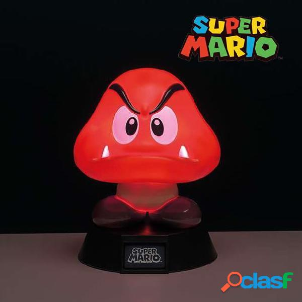 Mini Lampara Goomba Super Mario
