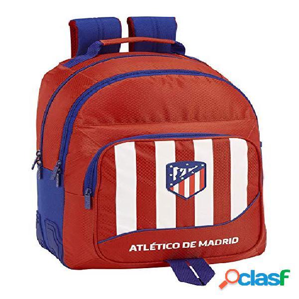 Mochila Atletico de Madrid adaptable