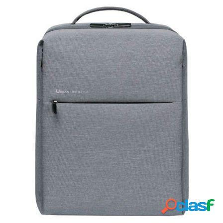 Mochila xiaomi mi city backpack 2 gris claro - para