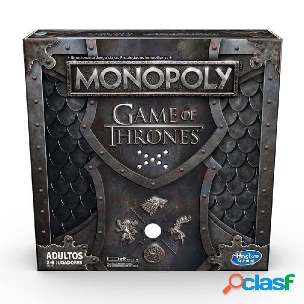 Monopoly Juego de Tronos con sonido
