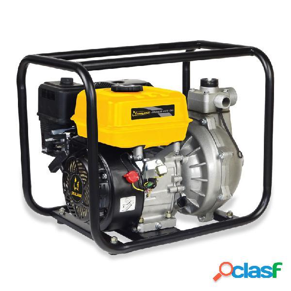 Motobomba de agua a gasolina garland geiser 653qg-v17 163 cc