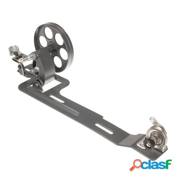 Máquina de coser industrial negra Bobina de la bobina 3