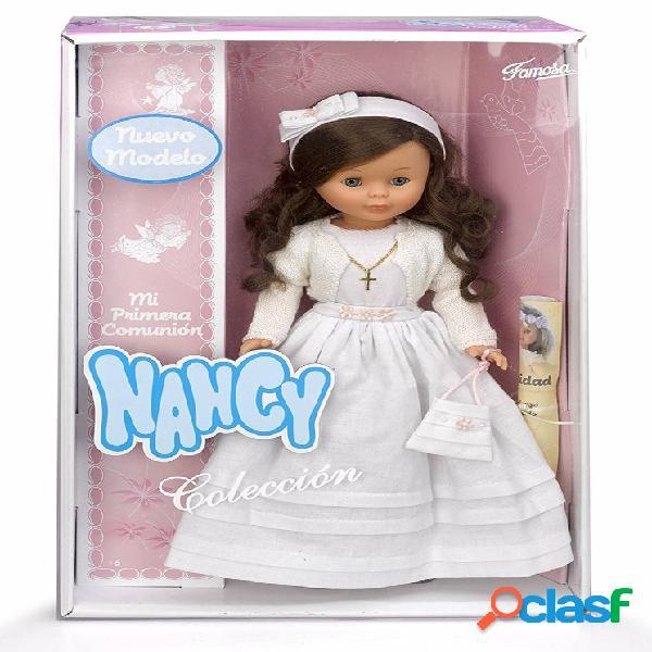 Muñeca de Comunion Nancy Rubia