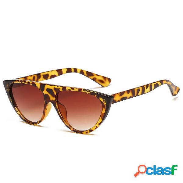 Mujer Moda Gato Gafas para ojos al aire libre UV Gafas para