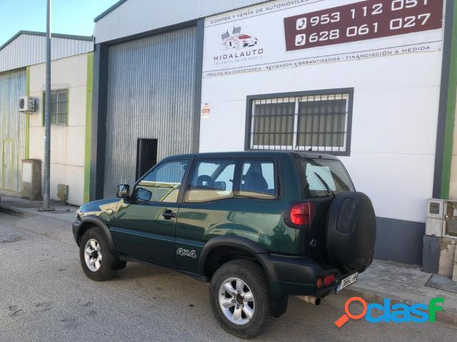 NISSAN Terrano II diesel en Begíjar (Jaén)