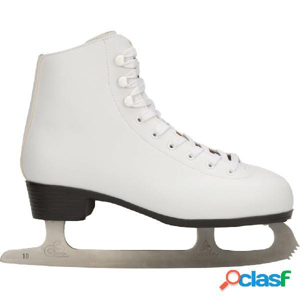 Nijdam patines clásicos mujer patinaje artístico hielo 35
