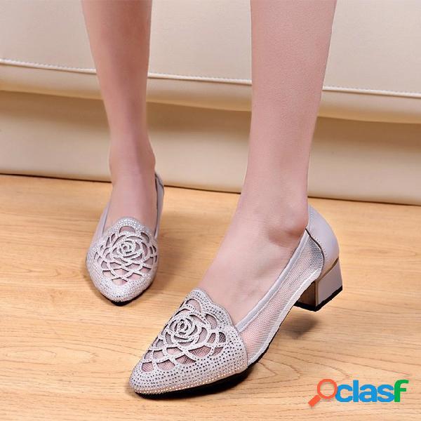 Nueva temporada de zapatos para mujer de moda con zapatos