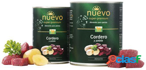 Nuevo Lata Adulto Cordero y Patata 890 gr