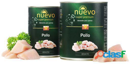 Nuevo Lata Adulto Pollo 450 GR