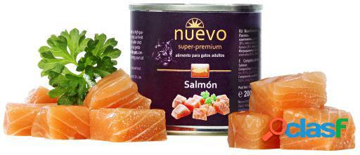 Nuevo Lata Adulto Salmon 230 GR