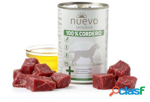 Nuevo Lata Sensitive Cordero 450 GR