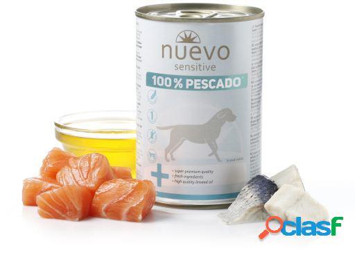 Nuevo Lata Sensitive Pescado 450 GR