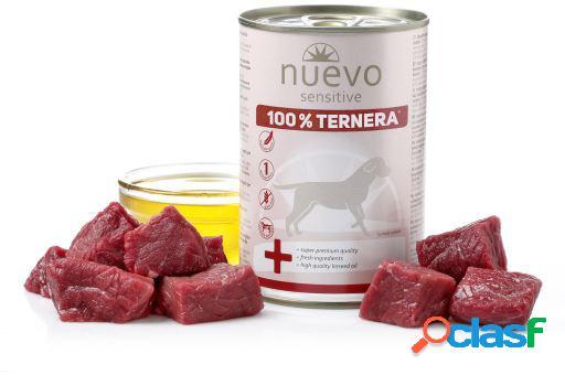 Nuevo Lata Sensitive Ternera 450 GR