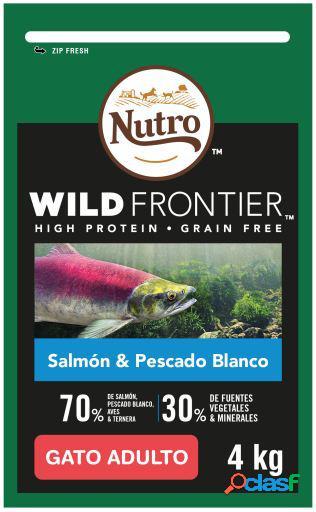 Nutro Wild Frontier Pienso Natural Salmón y Pescado Blanco