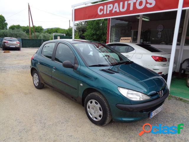 PEUGEOT 206 gasolina en Calonge (Girona)