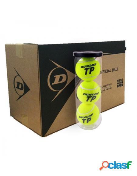 Pack Dunlop TP 24 botes de pelotas padel - Pelotas de padel