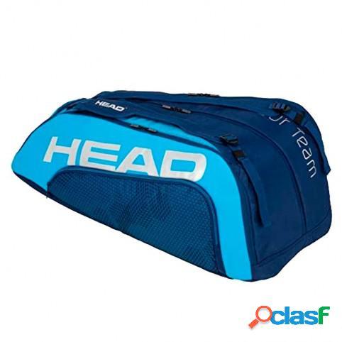 Paletero Head 12R Tour Team Monstercombi azul U Indefinido