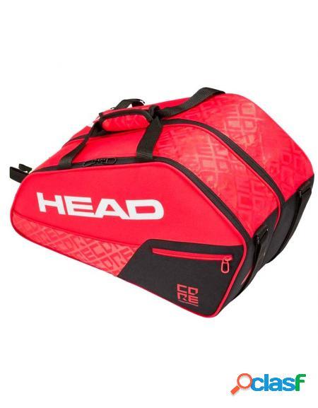 Paletero Head Core Padel rojo - Paleteros Head