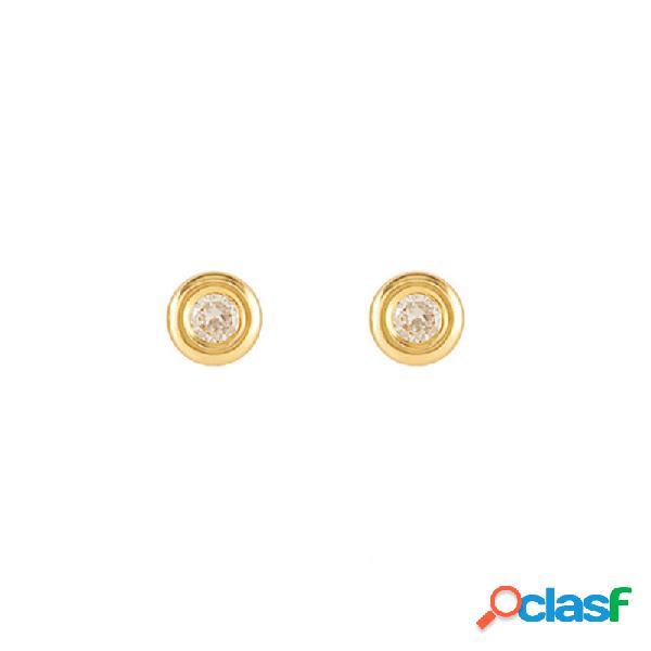 Pendientes Oro 18 Kts Niña 61a1702/6