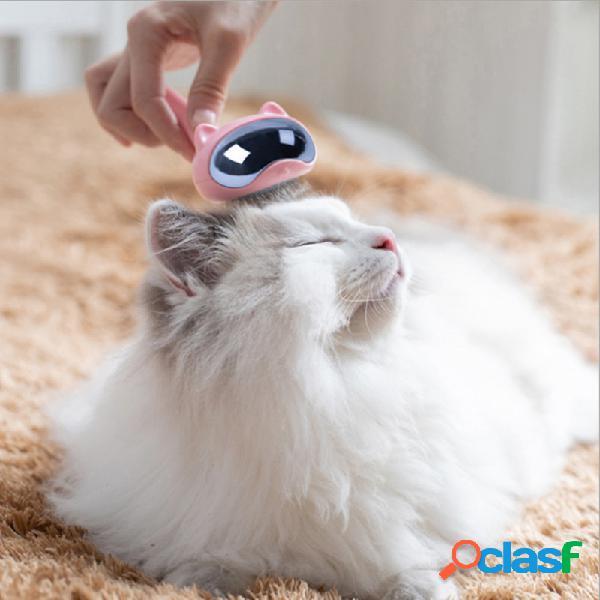 Pet Comb Cabello Gato Cabello Care Comb Bath Cepillo Gato
