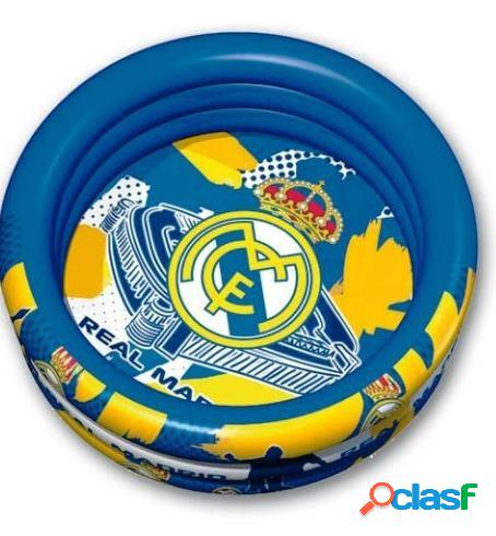 Piscina hinchable Real Madrid 100cm