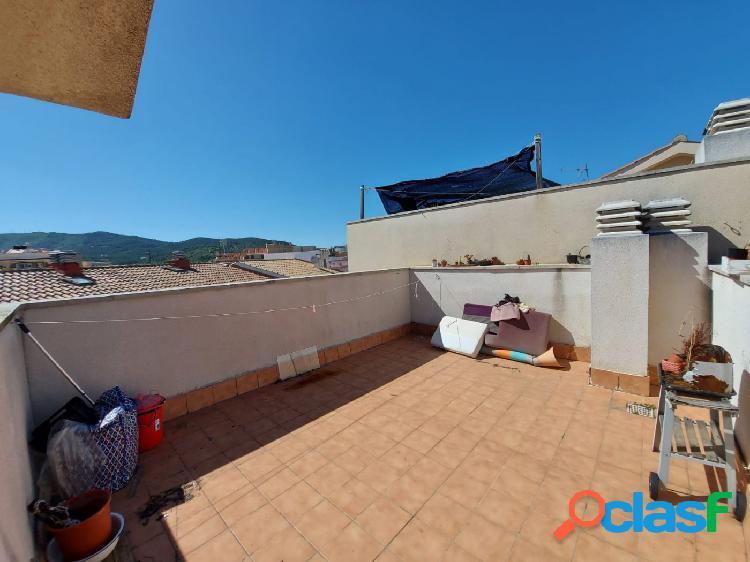 Piso con terraza en Sant Pere de Ribes